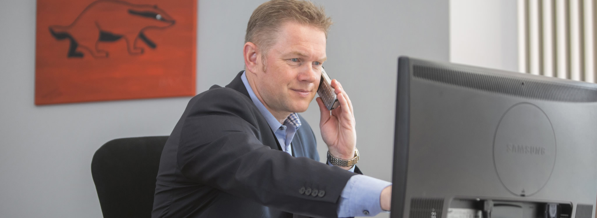Markus Sack - Kontakt